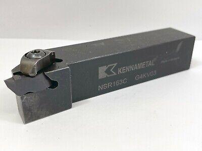 Kennametal Nsr163c Used Tool Holder Lathe 1 Shank 1pc