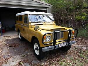 1980 Land Rover (4X4) Coupe Helensvale Gold Coast North Preview