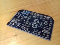 Deadastronautfx Build your own guitar effects pedal  /'ABDUCTOR II DELAY /' PCB