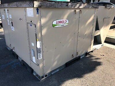 LENNOX 17.5 TON HI EFFICIENCY PACKAGE UNIT GAS HEAT 230V 3PH AIR CONDITIONER AC