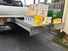 Whitworth Ute Trays Aluminium with drawer/front rack Northgate Brisbane North East Preview