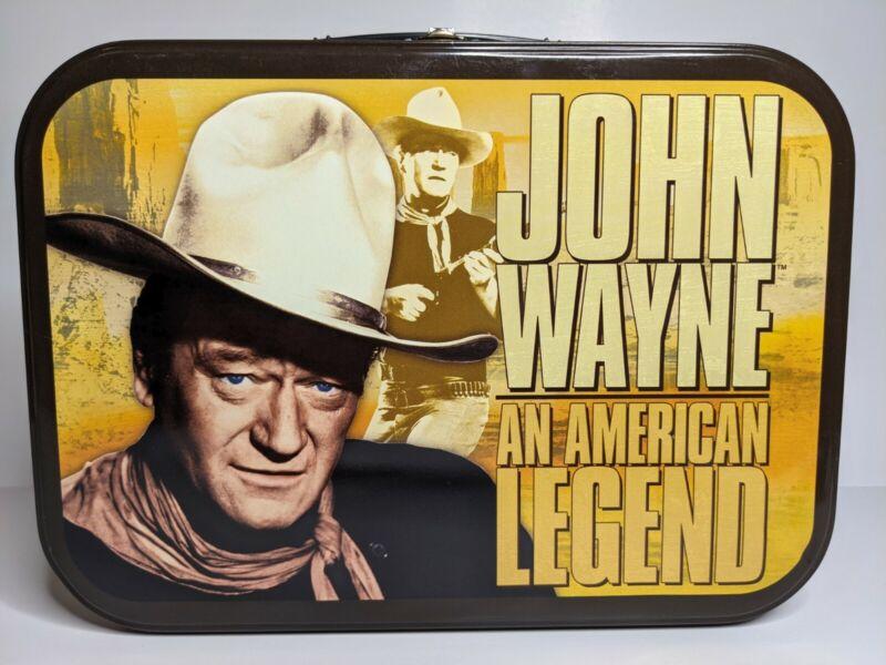 John Wayne An American Legend Lunchbox Pail