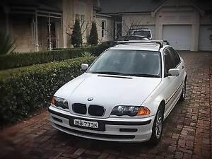 2000 BMW 3 Sedan Medindie Walkerville Area Preview