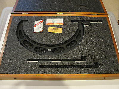 Starrett No. 733 12-13 Electronic Micrometer