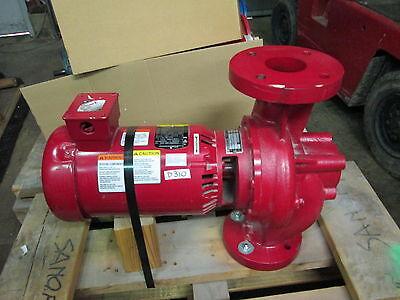 Bell Gossett Pump W Baldor Reliance Super E Motor Hp3 Catvejmm3211t Nib
