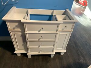 """42"""" Solid Wood Vanity (Cabinet Only) - Clearance!"""