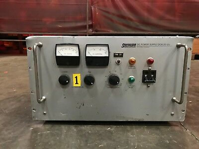 Sorensen Dcr 20-125 Dc Power Supply