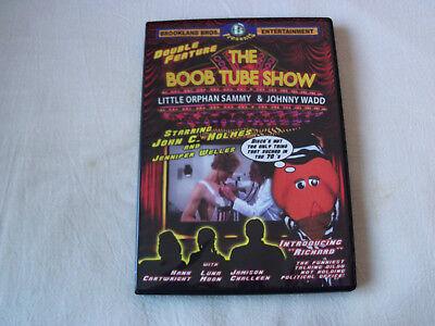 The Boob Tube Show  Dvd  2010