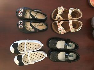 Girls shoes and boots size 5-8