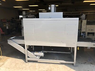 Doboy Shrink Heat Tunnel Modelsk-200
