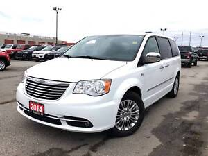 2014 Chrysler Town & Country TOURING-L**DUAL DVD**NAVIGATION**BL