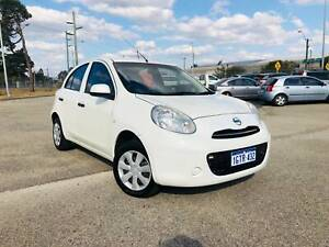 2013 NISSAN MICRA/5 DOOR HATCHBACK/ AUTO TRANSMISSION Welshpool Canning Area Preview