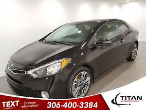 2016 Kia Forte Koup CAM|Bluetooth|Sunroof|HTD Seats|Alloys