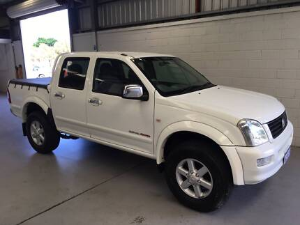 2004 Holden Rodeo 3.5 4WD 4x4 AUTOMATIC