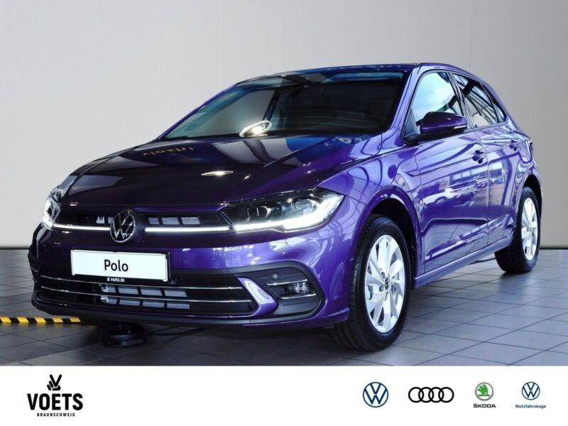 Volkswagen Polo Style 1,0l TSI (95 PS) 5-Gang