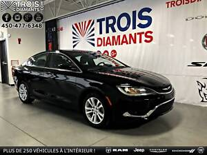 2015 Chrysler 200 LIMITED-TOIT OUVRANT-UCONNECT-AUTO