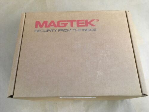 MagTek MICRSafe Check Reading Scanner 22551001 ✅❤️️NEW SEALED w/ WARRANTY