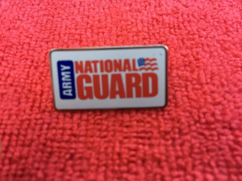 ARMY NATIONAL GUARD HAT/LAPEL PIN