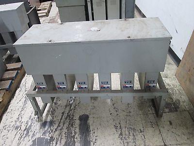 Cornell Dubilier Capacitor Ics6135d33 135 Kvar 240v 60hz 3ph Used