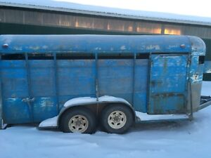 Stock trailer **sold ppu***