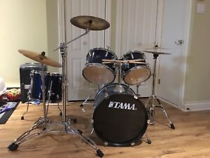TAMA STAGESTAR BASIC DRUM KIT