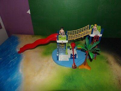 Playmobil 6670 Wasserspielplatz Summer fun