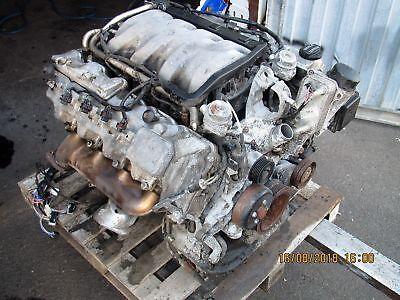 Mercedes W220 C215 S500 CL500  guter Motor Maschine V8 Benzin 225kW 306PS 113960
