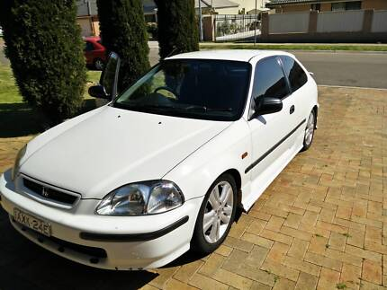 1998 Honda Civic Hatchback Rooty Hill Blacktown Area Preview