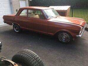 1964 Chevy nova 2 door