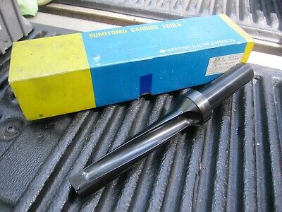 Sumitomo Electric Hardmetal Wds113d5 1.13 Indexable Insert Thru Coolant Drill