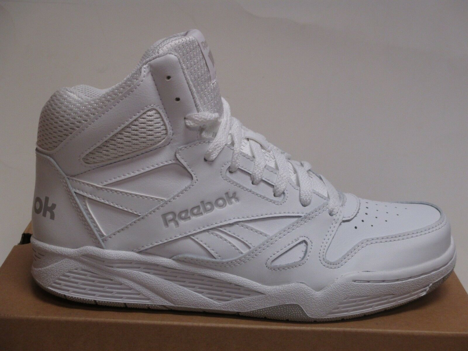 9adf493ddad16a REEBOK BB4500 (WHITE) MENS BASKETBALL SNEAKERS (WIDE WIDTH 4E)