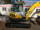 Discounted 5 Ton Excavator s for hire DRY or WET Digger hire Landsdale Wanneroo Area image 2