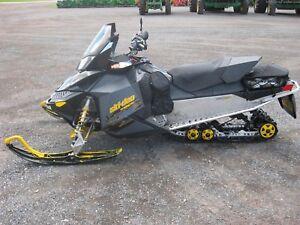 2008 Ski-Doo MX Z® Adrenaline 800R Power T.E.K.