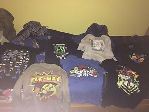 Gaming kids clothes