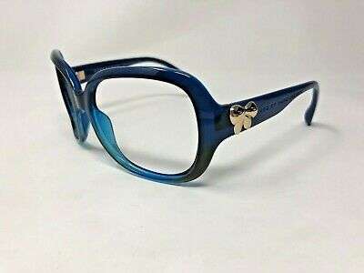 MARC JACOBS MMJ287/S YMEDB Sunglasses Frame 58-16-125 Blue Crystal Wrap FQ47