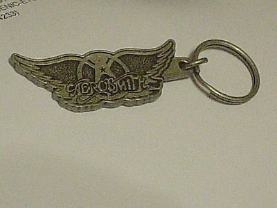 NEW PEWTER AEROSMITH KEY CHAIN