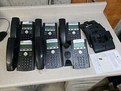 Polycom Soundpoint Ip 331 Voip Business Phone W Base Bundle