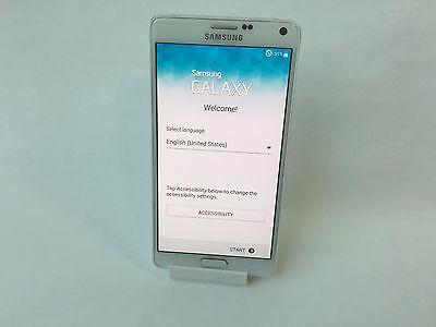 Samsung Galaxy Note 4 SM-N910S/K - 32GB - White (Unlocked) Smartphone