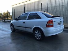 2001 Holden Astra rego and roadworthy Alfredton Ballarat City Preview