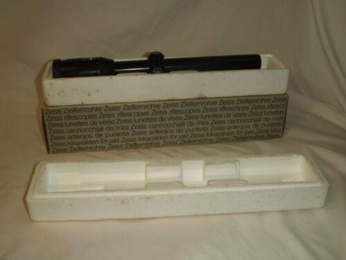 Zeiss Diavari C 1.5-4.5x18mm Rifle Scope Germany