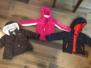 Fall and winter coats