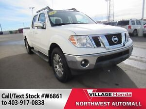 2012 Nissan Frontier SL 4x4 | Loaded | Leather | Sunroof |