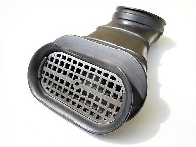 HONDA CB400F CB400/4 - NEW - STAINLESS AIR INLET NET REPLACES 17241333000