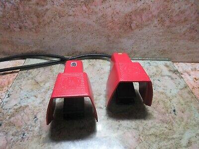 Bernstein Classic Foot Pedal Switch F1-d1 Un Vde 0660 0113 Weeke Bp12 Each 1