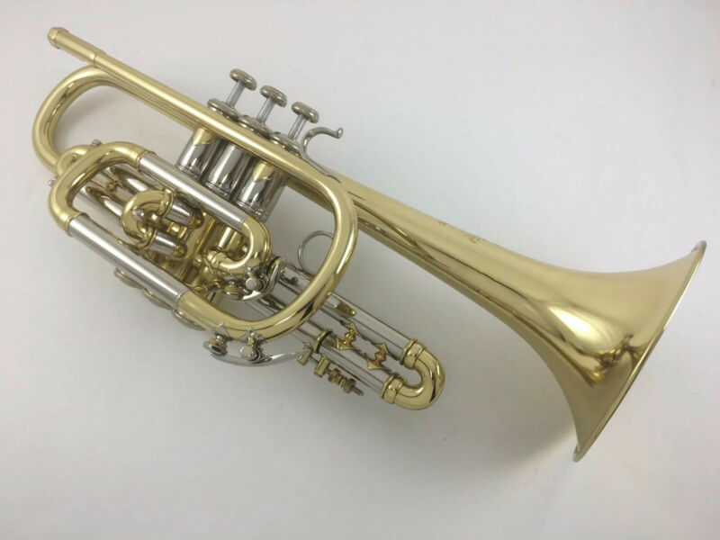 Bach 1942 NY Stradivarius Model Cornet  - Redone by JOSH LANDRESS