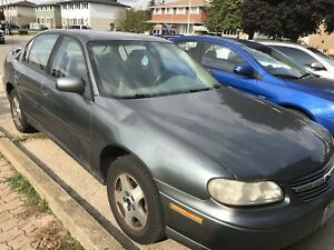 2003 Chevy Malibu - Well Maintained - $1000 OBO