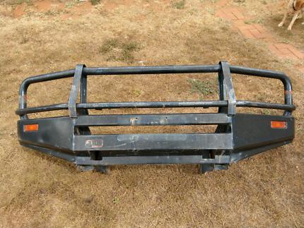 Landcruiser bullbar 100 105 ARB