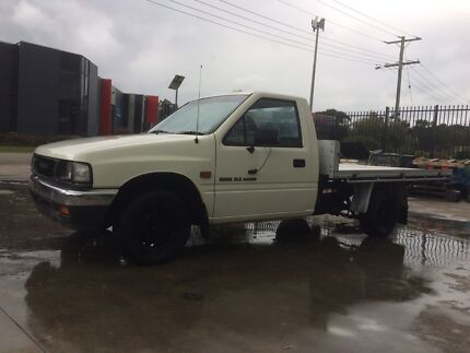 Holden rodeo ute for parts or repair