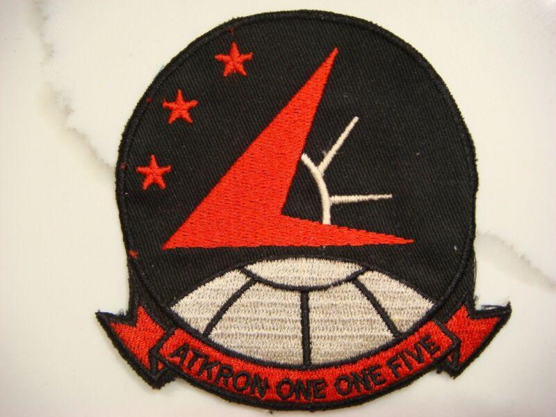 US NAVY ATTACK SQUADRON (VA-115) VIETNAM WAR PATCH