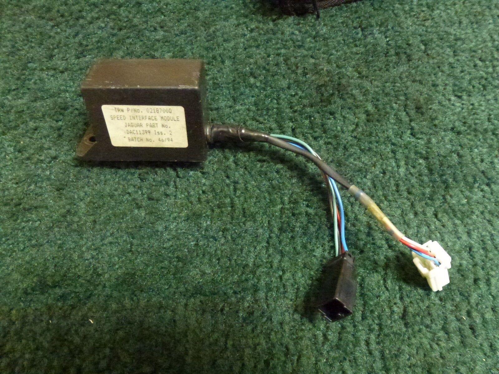 Used Jaguar Xjs Headlights For Sale 1996 Xj6 Headlight Diagram 1994 Oem Convertible Speed Interface Dac 11399 Module